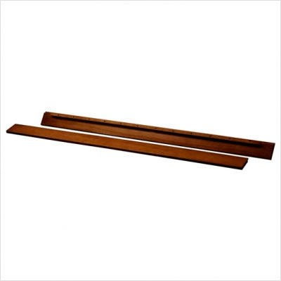 Park Avenue Full Size Conversion Kit Bed Rails in Cinnamon