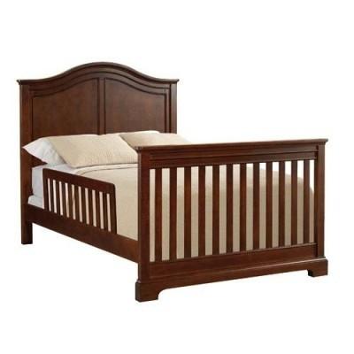 genAmerica Full Bed Conversion Kit in Merlot