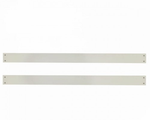 Harbor Full Size Conversion Kit Bed Rails in White
