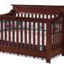 Baby Cache Covington Crib - Cherry