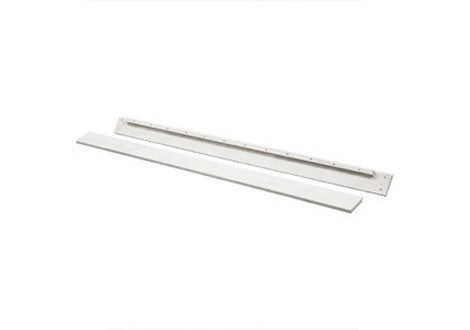 Bailey Full Size Conversion Kit Bed Rails In White By