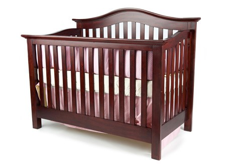 Coventry Crib - Sienna