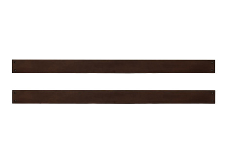 Majestic Full Size Conversion Kit Bed Rails In Espresso By