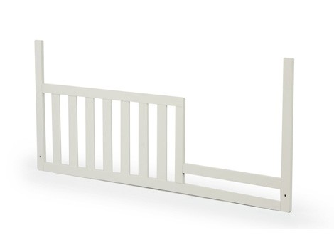 Urban Toddler Rail in White