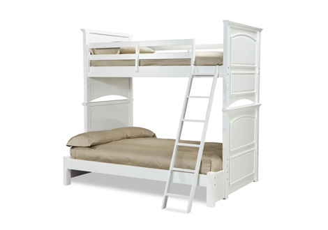 Madison Twin Over Full Bunk Bed By Legacy Classic Kids