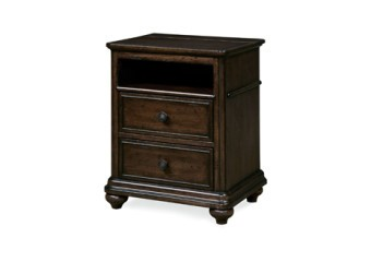 Smart Stuff Paula Deen Guys Nightstand Molasses