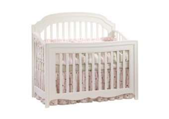 Natart Allegra 4-in-1 Convertible Crib without Panel