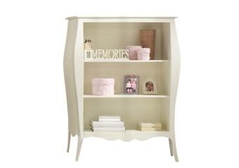 Natart Allegra Bookcase