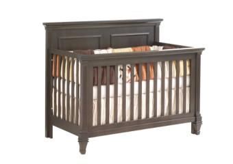 Natart Belmont 4-in-1 Convertible Crib in Dusk
