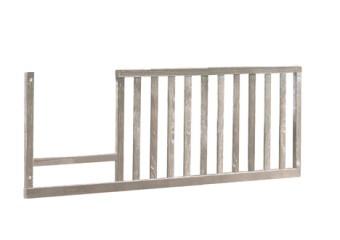 Natart Ithaca 4-in-1 Convertible Crib Toddler Rail in Sugar Cane