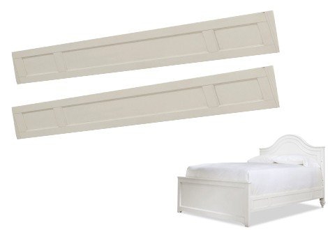 Gabriella Full Size Conversion Kit Bed Rails By Smartstuff