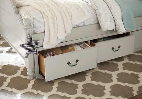 Inspirations by Wendy Bellisimo Underbed Storage Drawer