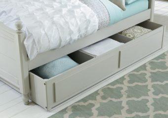 Inspirations Underbed Trundle Storage - Storage Detail