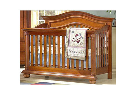 Heritage Semi Compatible Toddler Guard Rail In Cappuccino