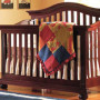 munire-newport Crib in Cherry