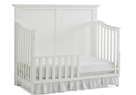 Naples Full Panel Convertible Crib By Dolce Babi Furniture