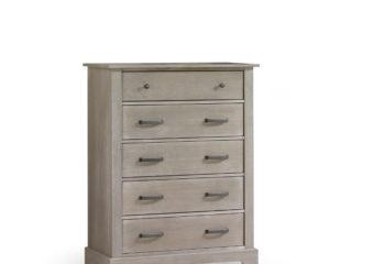 Emerson Collection 5 Drawer Dresser-Sugarcane