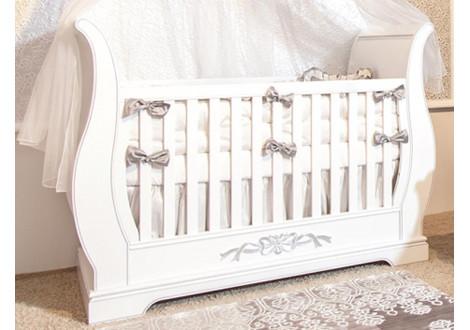 Romina Venice Crib In White ...