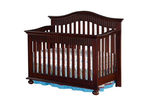 Tacoma Toddler Guard Rail In Cherry By Suite Bebe