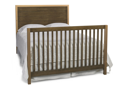 Nicco Full Panel Crib Full Size Conversion Kit By Dolce