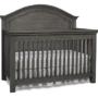 Weathered Grey Crib