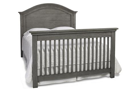 Lucca Full Panel Crib Full Size Conversion Kit In