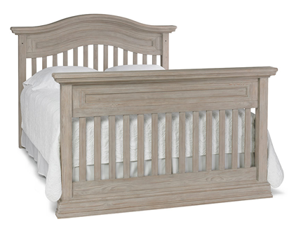 Maximo Full Size Conversion Kit In Driftwood By Dolce Babi
