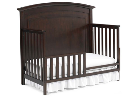 child crib craft bed guard rail rails