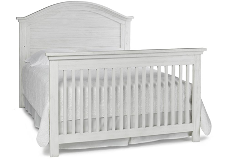 Lucca Full Panel Crib Full Size Conversion Kit By Dolce Babi Furniture