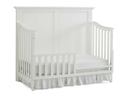 Naples Convertible Crib Toddler Guard Rail