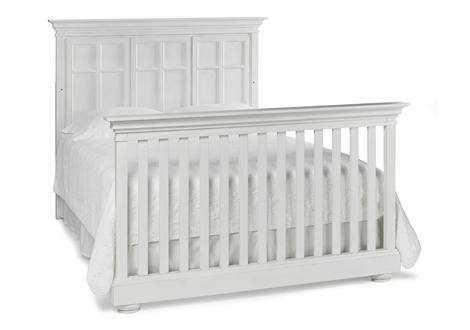 Serena Full Size Conversion Kit In Seashell White By Dolce