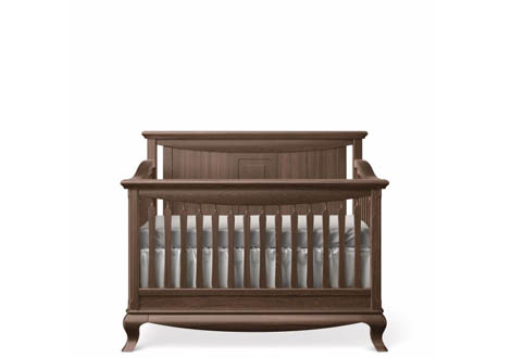 Antonio Solid Panel Convertible Crib