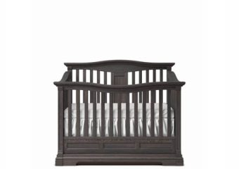 Imperio Convertible Crib Open Back 1