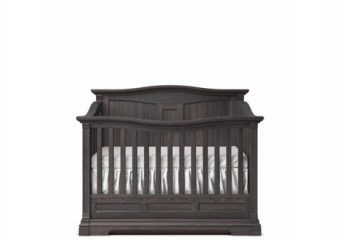 Imperio Convertible Crib Solid Panel 1