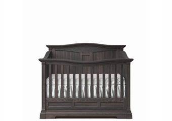 Imperio Convertible Crib Solid Panel 1