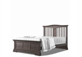 Imperio Full Bed Open Back 1