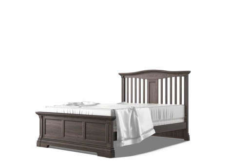 Imperio Full Bed with Slatted Headboard
