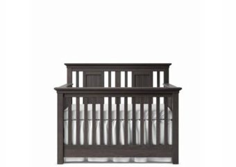 Karisma Convertible Crib Open Back 3