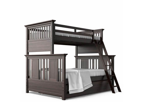 Karisma Twin over Full Bunk Bed