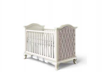 Cleopatra Classic Crib Tufted 4