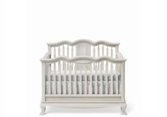 Cleopatra Convertible Crib Open Back 6