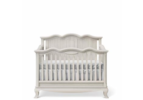 Cleopatra Solid Panel Convertible Crib