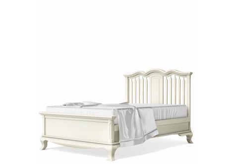 Cleopatra Full Bed with Slatted Headboard