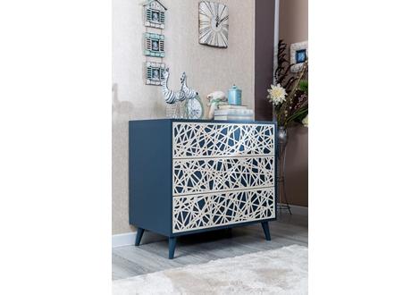 New york single dresser by romina furniture