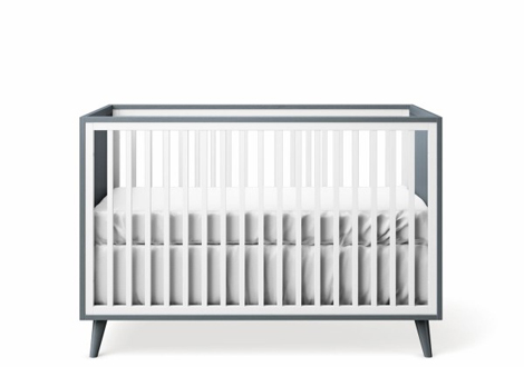 New York Classic Crib By Romina Furniture