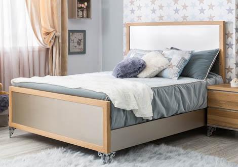 Pandora Full Bed Standard 2 Tone