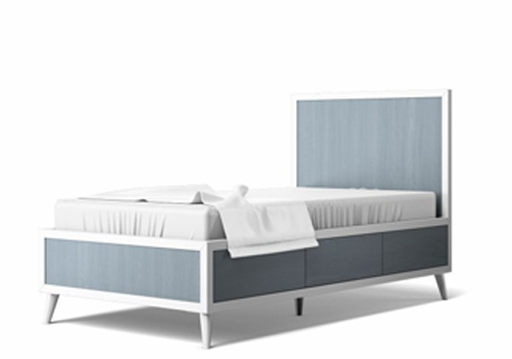 New York Twin Bed