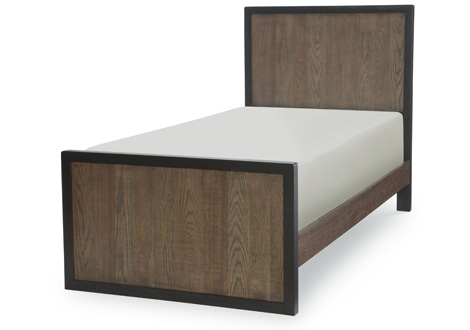Fulton County Twin Panel Bed