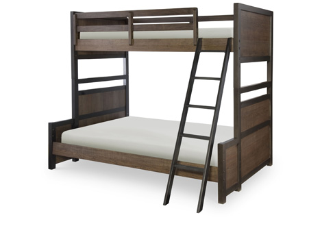 Fulton County Twin Over Full Bunk Bed
