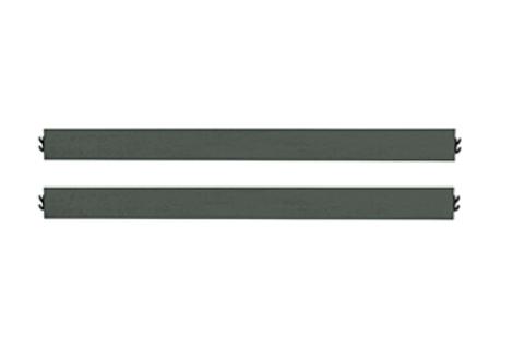 Evolur Napoli Full Size Conversion Kit in Distressed Slate